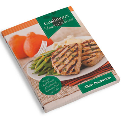 Cushman's Family Cookbook